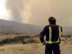 El 112 atendió 650 llamadas por el incendio de la sierra