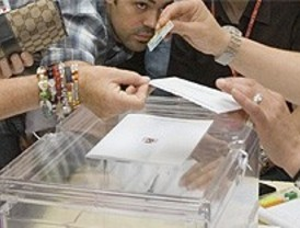 Elegidos los miembros de las mesas electorales