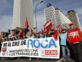 ERE temporal en Roca para 371 empleados