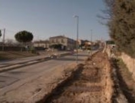 Venturada convertirá la antigua N-I en un bulevar