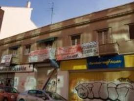 Los desalojados del edificio