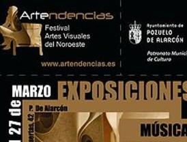 Pozuelo de Alarcón acoge el primer festival de artes visuales del noroeste