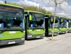 Los municipios del sur estrenan los autobuses interurbanos más modernos de la red