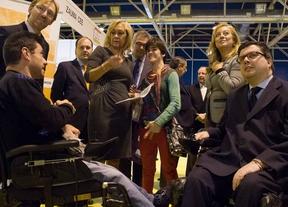 La feria de empleo para discapacitados logrará 300 contratos