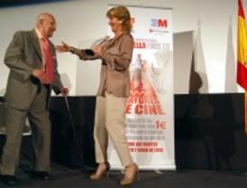 Homenaje a Tony Leblanc en la V edición de 'Mayores de Cine'