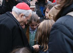 Decenas de miles de personas defienden la familia cristiana en Madrid