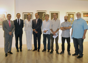 El Corte Inglés muestra el trabajo de los grabadores artesanos de Madrid