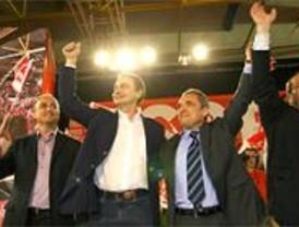 Zapatero denuncia que el 'PP de Madrid' ha trabajado contra el Gobierno de España