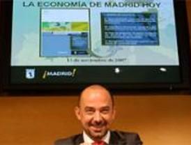 El PIB de Madrid aumentará un 4 por ciento