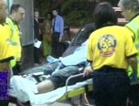Un herido grave al recibir al menos dos disparos en Bravo Murillo