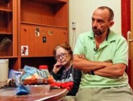 Desahucio a una anciana enferma de cáncer