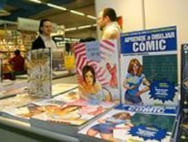 El Salón del Manga de Madrid contó con la presencia de cerca de 18.000 visitantes