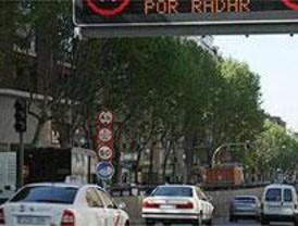 El túnel de Santa María de la Cabeza quedará cerrado al tráfico este jueves
