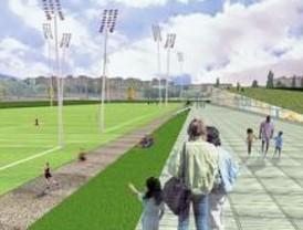 Ocho millones para la segunda fase de la Ciudad Deportiva del Rayo Vallecano