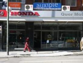 Los coches, un 1,2 por ciento más baratos