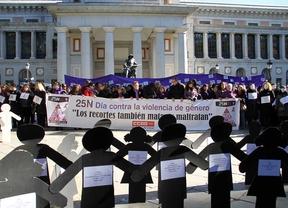 CCOO denuncia un reducción del 60% en la partida de violencia de género
