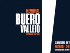San Blas homenajea a Buero Vallejo