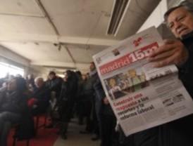 Asambleas del movimiento 15-M crean un periódico gratuito
