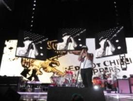 Red Hot Chili Peppers hace vibrar en el cierre de Rock in Rio Madrid