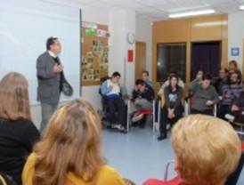 Teatro en Valdemoro en apoyo a la discapacidad