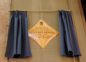 placa a Juan Belmonte