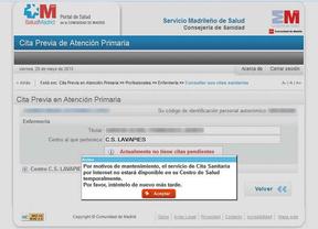 Cientos de profesionales de la sanidad madrileña encadenan contratos de 15 días