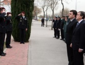 Leganés homenajea a los fallecidos en el 11-M