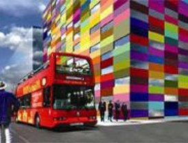 Paul Klee da color a las viviendas sociales del Ensanche de Carabanchel