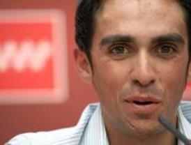 Alberto Contador, hijo predilecto de Pinto