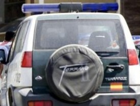 La Guardia Civil libera a un paquistaní secuestrado en Oliva en 40  minutos