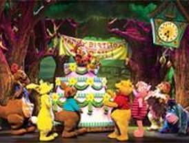 Llega Winnie the Pooh