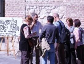 El alcalde de San Fernando, en huelga de hambre