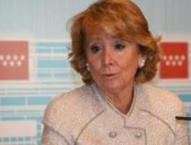 Aguirre asegura que Garzón aceptó regalos de valor superior a los de Camps
