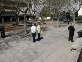 El club de mayores de El Pardo resiste abierto