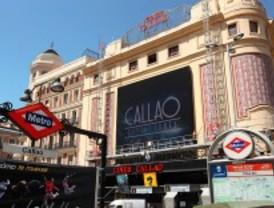 El cine Callao remodelará sus instalaciones