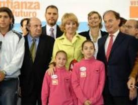 La gimnasta de Pozuelo Roxana Popa consigue la nacionalidad española