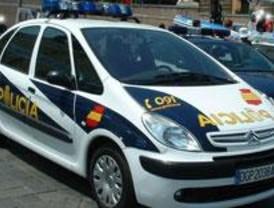 Detenido un presunto atracador de bancos que podría haber obtenido más de 30.000 euros