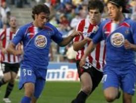 El Getafe recupera su identidad ante el Athletic