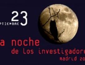 La noche más científica