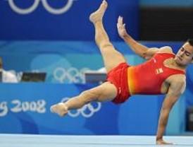 Rafa Martínez se despide de los Juegos siendo décimo en la final de gimnasia
