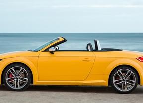 El Audi TTS Roadster llega al mercado español