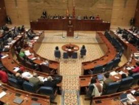 El PP impide que IU pregunte en la Asamblea