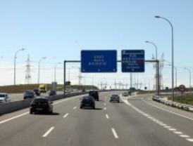 Tranquilidad en las carreteras madrileñas