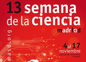 Investigación y participación en la XIII Semana de la Ciencia