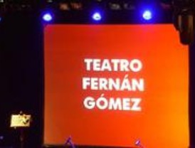 Homenaje a Fernando Fernán-Gómez en el Centro Cultural de la Villa