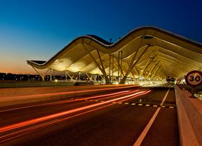 La T4 del aeropuerto de Barajas