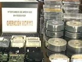 55 detenidos y 23 imputados en una operación contra la pornografía infantil
