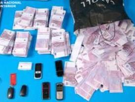 Detenidos 'in fraganti' siete estafadores que usaban el método 'rip deal'