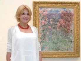Carmen Cervera apuesta por prorrogar la cesión de su colección