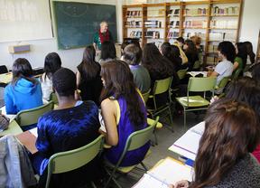 Los directores de instituto alertan de un inicio de curso